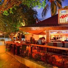USVI Beach Bars:  Cruzan Beach Club at Sunset Grille, St. Thomas