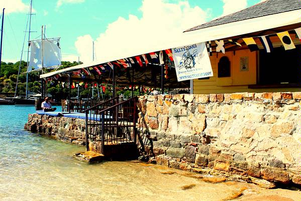 Antigua Beach Bar for Sale