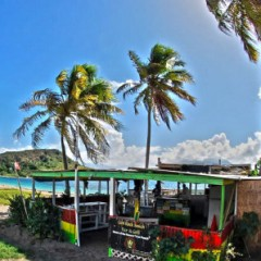 Lion Rock Beach Bar, St. Kitts – A Photographic Tour