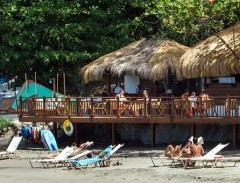 St. Lucia Beach Bars – The Naked Fisherman Beach Bar and Grill at Cap Maison