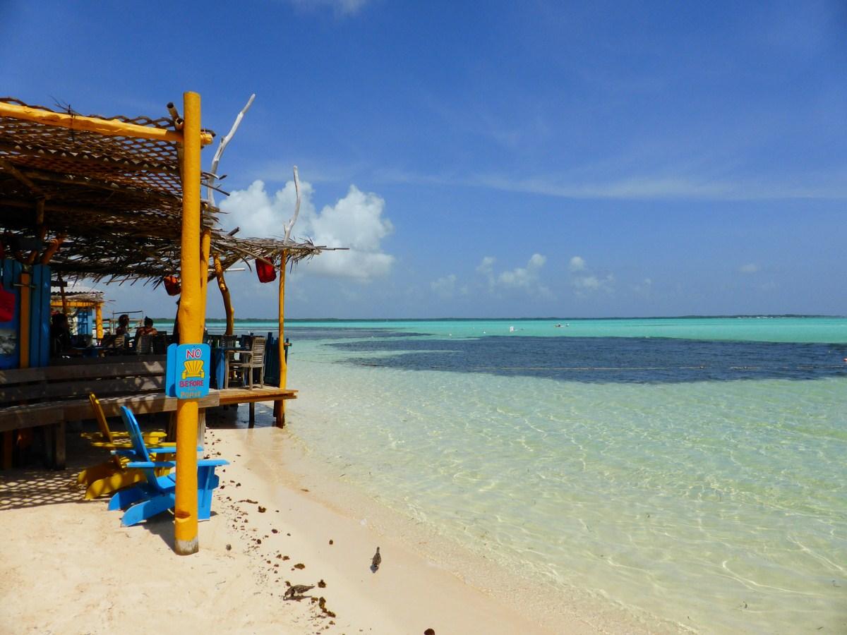 Jibe City and Hang Out Beach Bar, Bonaire