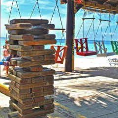 Photo of the Day – Beach Bar at Bananarama Dive and Beach Resort, Roatan