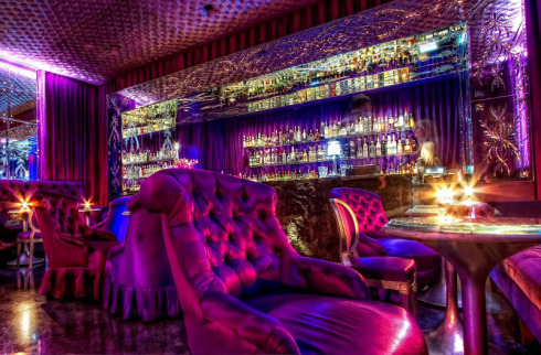 The Purple Room Bar