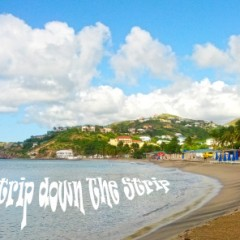 Photo of the Day – Take a Trip Down the Strip in St. Kitts