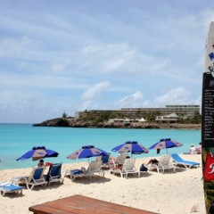 Sunset Beach Bar and Grill, St. Martin – My Kind of Arrivals Board