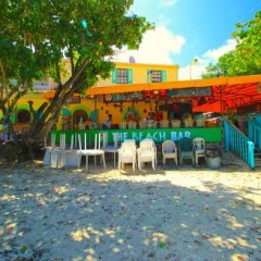 The Beach Bar, St. John, US Virgin Islands – The Beach Bar That Needs No Name