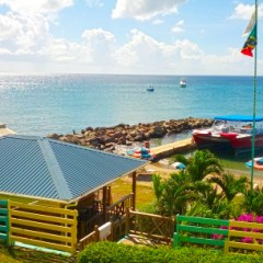 Photo of the Day – The Dock Beach Bar, St. Kitts