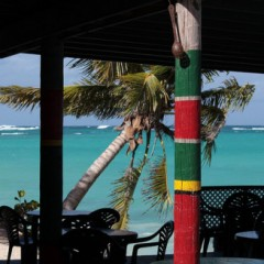 Photo of the Day – View From Gwen's Reggae Bar, Anguilla