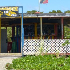 St. Kitts Beach Bars:  Mongoose Bar and Grill, South Friars Bay