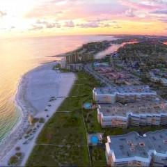St. Pete Beach Through the Eye of a Drone