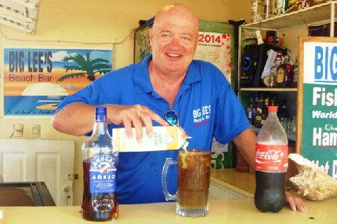 Big Lee's Beach Bar - Favorite Drink - Dirty Water - 4 - Copy