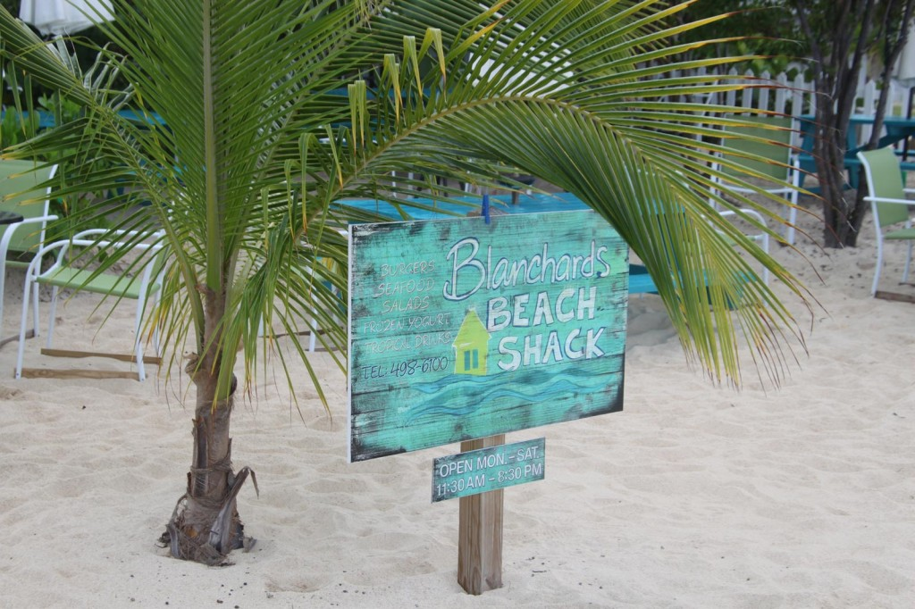 Blancards Beach Shack, Mead's Bay, Anguilla. Credit www.zemibeach.com.