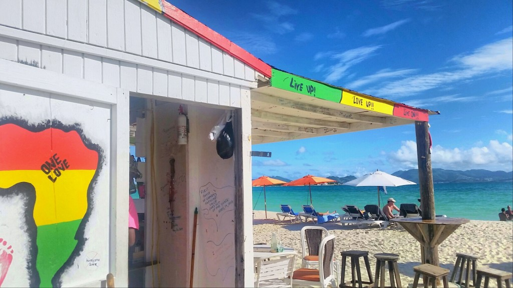 Garvey's Sunshine Shack, Rendezvous Bay, Anguilla