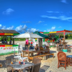 New Facebook Page For Garvey's Sunshine Shack in Anguilla