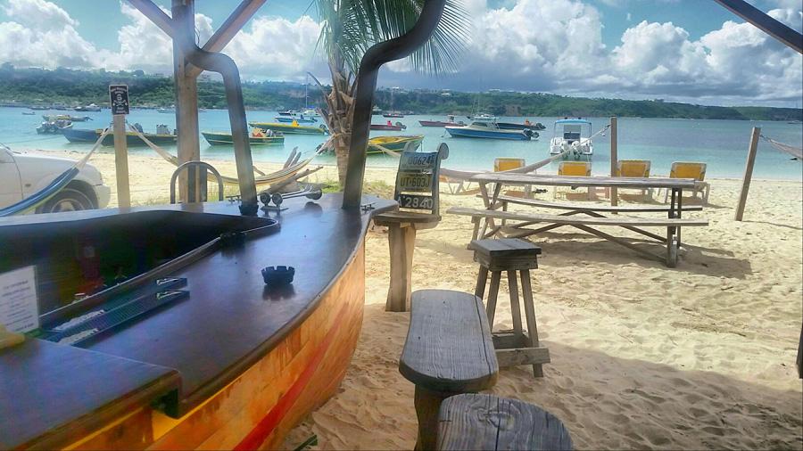Elvis' Beach Bar, Sandy Ground, Anguilla