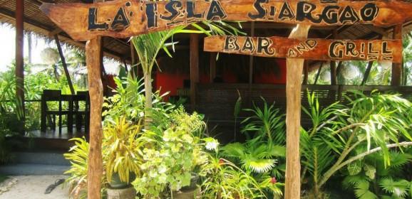 Beach Bar for Sale: La Isla Siargao Bar and Grill, Siargao Island, Phillipines