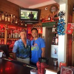 Bumping Into Bahama Bob Leonard