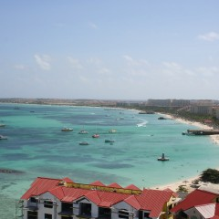 Getting Funky at Aruba's Bugaloe Beach Bar