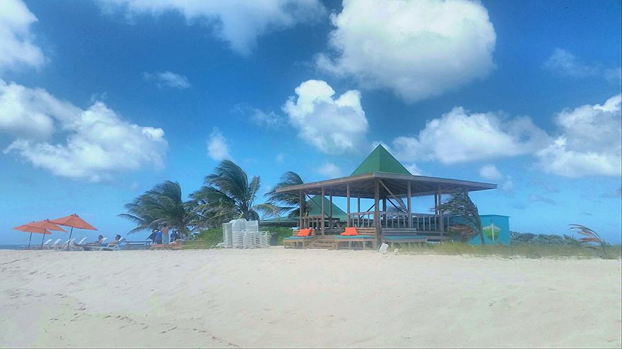Sandy Island, Anguilla.