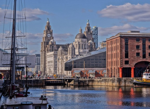 Liverpool Gets A New Beach Bar