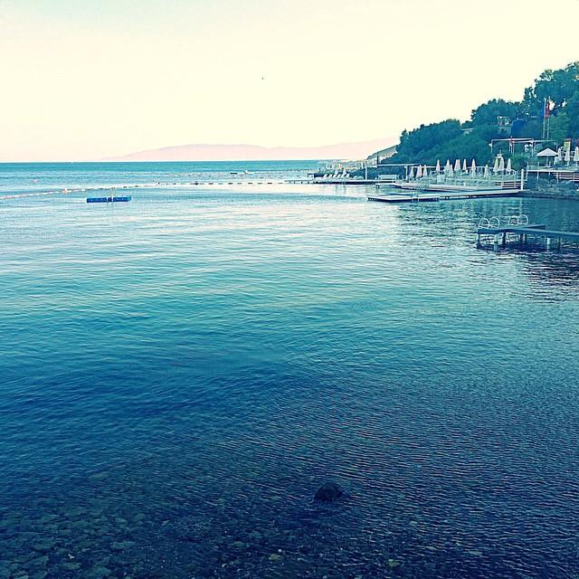 View from Mor Plag Bodrum, Turkey. Photo by Instagram user @ffustagram.
