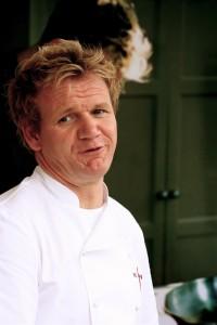 Photo of Gordon Ramsay courtesy of thefoodplace.co.uk
