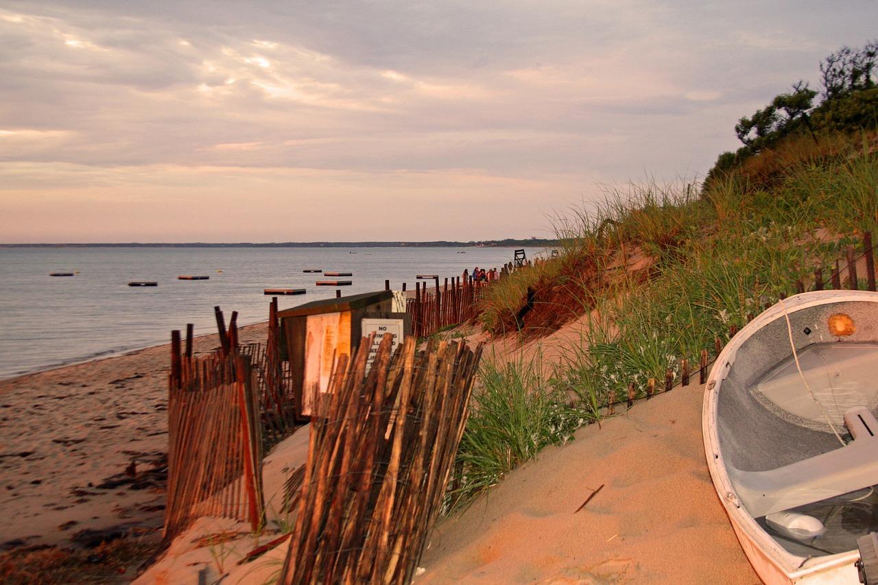 Dunes on Cape Cod