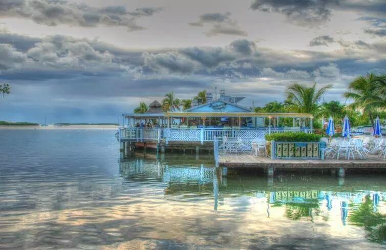 Lorelei Cabana Bar, Islamorada, Florida