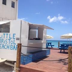 Little Bristol Beach Bar, the Newest Beach Bar in Barbados