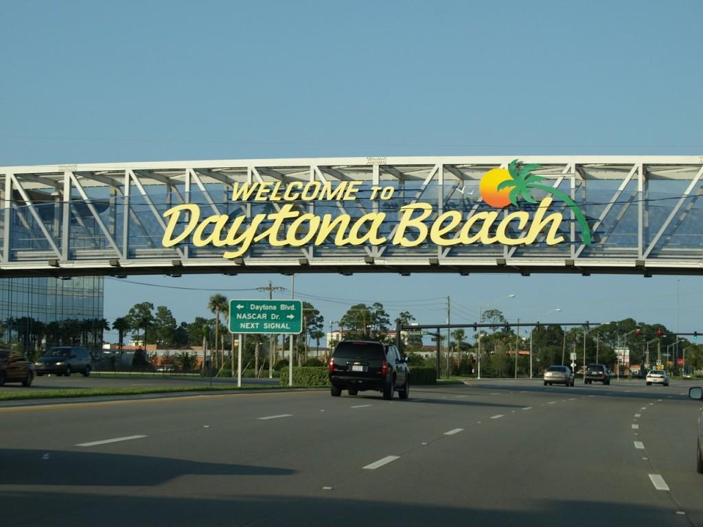 Welcome to Daytona Beach, Florida!