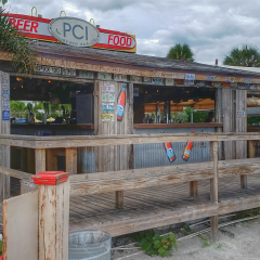 The Beach Bar at the Postcard Inn – A Surprise St. Pete Beach Favorite