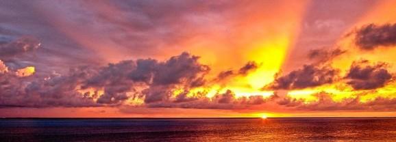 An Isla Mujeres Sunset