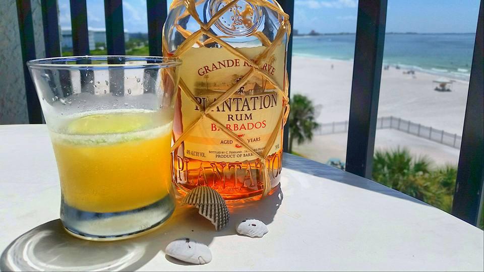cocktail, beach
