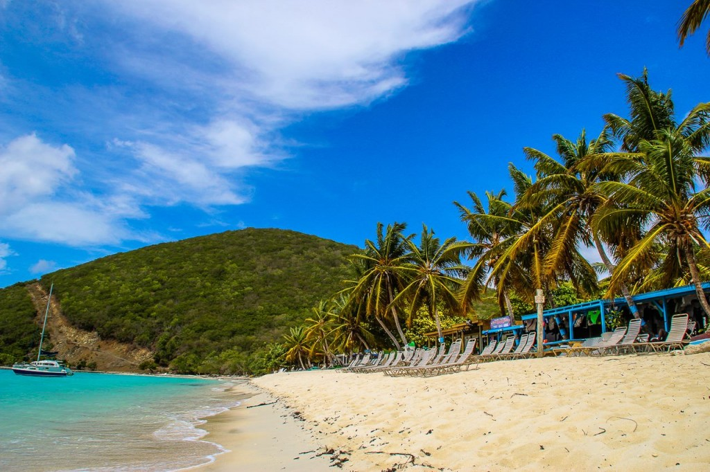 white bay, caribbean, bvi