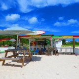 Immersed in the Moment at Anguilla's Sunshine Shack