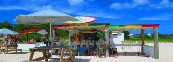 Sustainable Beach Bars – Sunshine Powers Anguilla's Sunshine Shack
