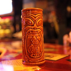 Former Trader Island Tiki Bar For Sale