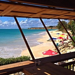 Lime the Day Away at Antigua's BeachlimerZ Beach Bar