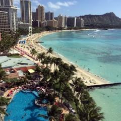 Beach Thursday Pic of the Week – Waikiki Beach, Hawaii