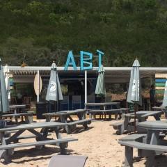 A Day At Abi Beach Bar, St. Thomas, US Virgin Islands