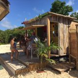 Anguilla's Newest Beach Bar, Bamboo Beer Box, Opens on Meads Bay