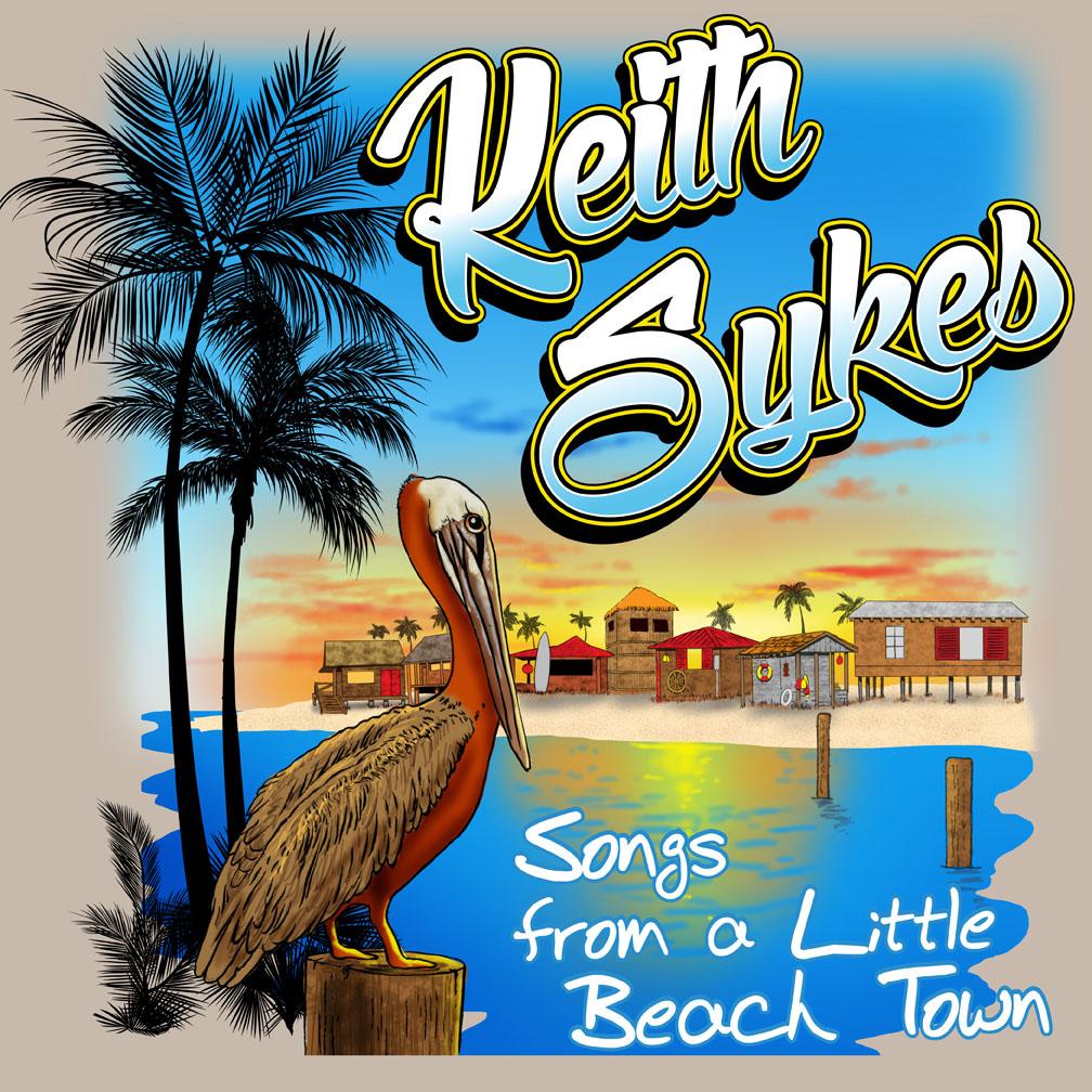 Keith Sykes Come As You Are Beach Bar