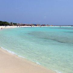 Aruba Beach Bars – MooMba Beach Bar and Restaurant
