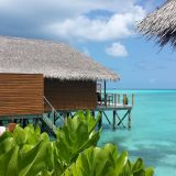 Beach Thursday Pic of the Week – Over the Water in the Maldives