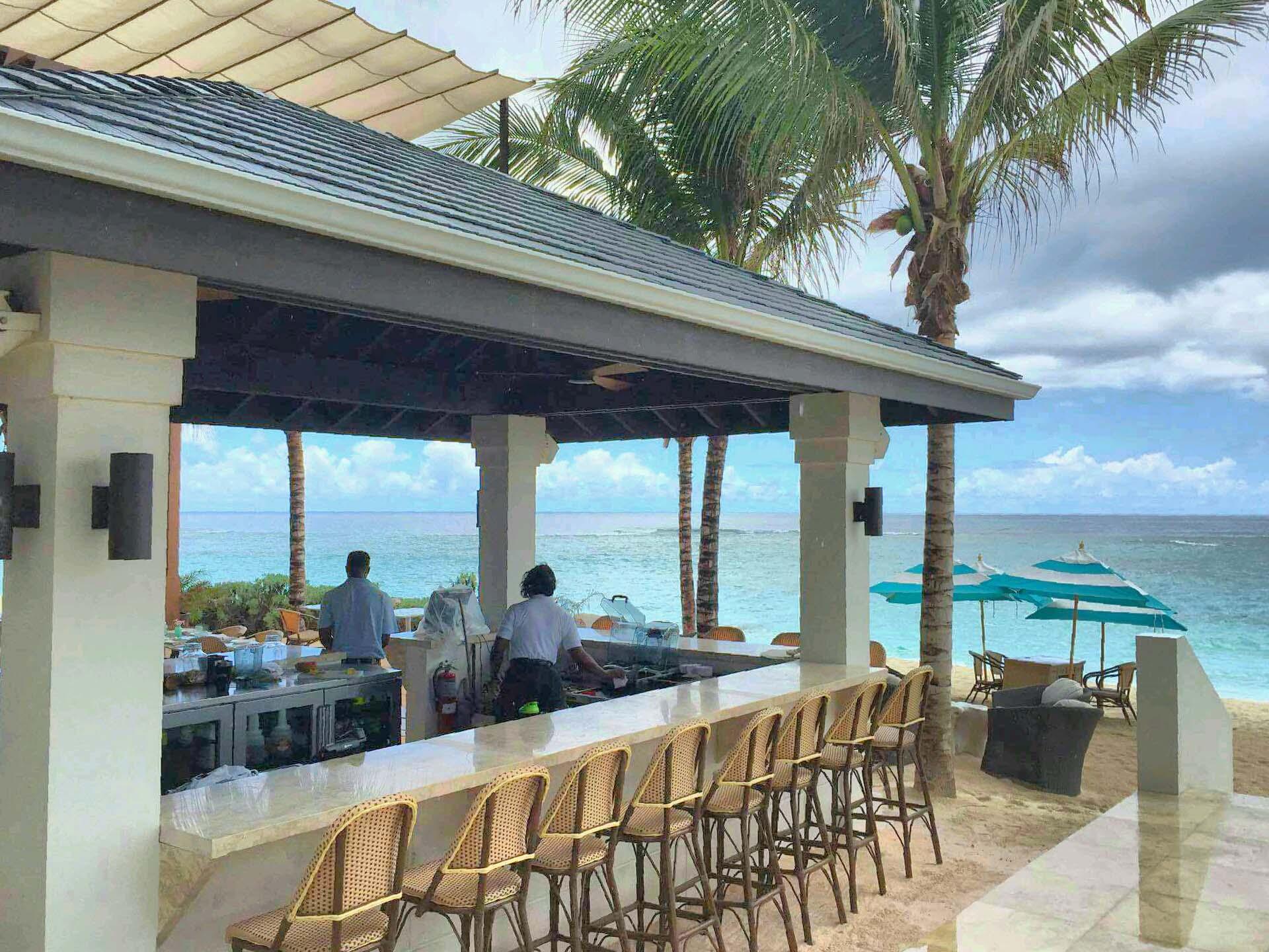 Anguilla S Zemi Beach House Welcomes New Beach Bar To Shoal Bay East Beach Bar Bums
