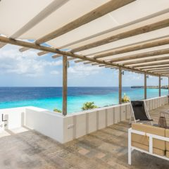 The Roof is on Fire: Koraal Brings the Rooftop Bar Scene to Curacao … Along With a Pool