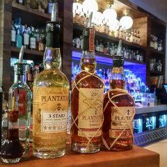 Plantation Rum's Golden Battle in the Fort