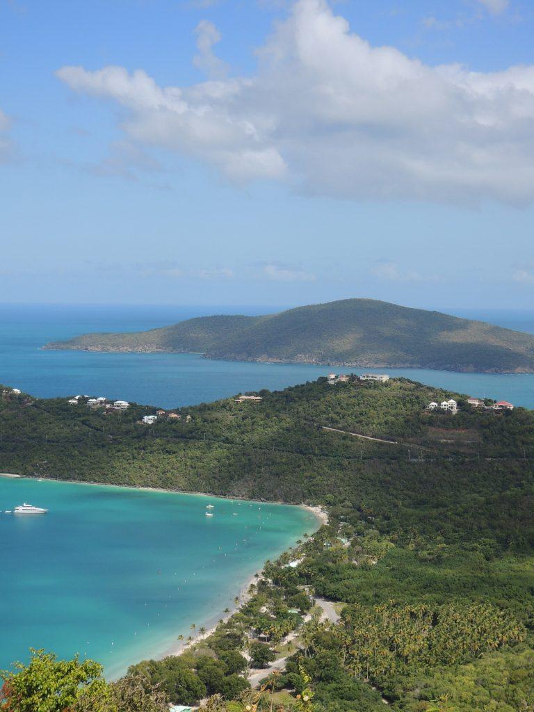 caribbean, usvi, beach