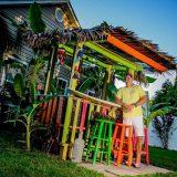 We Built Our Own Beach Bar – For $80!
