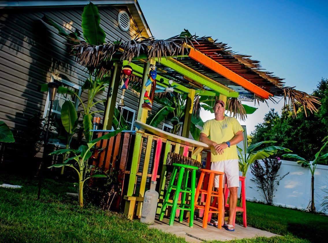 we built our own beach bar u2013 for 80 beach bar bums